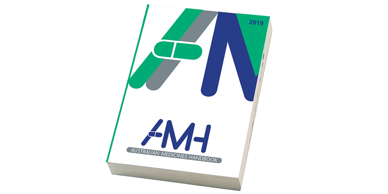 Australian Medicines Handbook 2019 | Australian Medicines